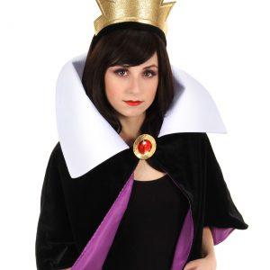 Adult Evil Queen Headband and Collar Set