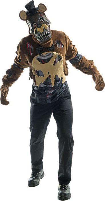 Adult FNAF Nightmare Freddy Costume