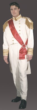 Adult Fairytale Prince Charming Costume