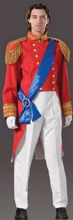 Adult Fantasy Prince Costume