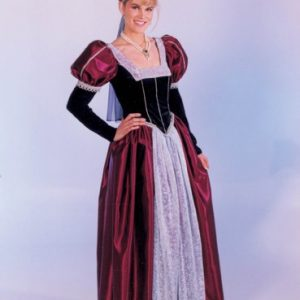Adult Fantasy Renaissance Costume