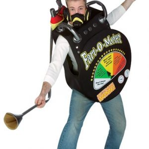 Adult Fart-O-Meter Costume