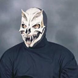 Adult Fatal Fantasy Demon Skull Mask