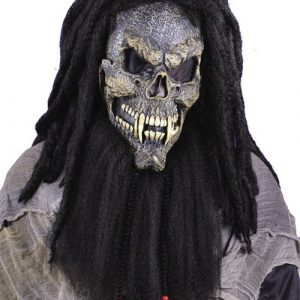 Adult Fearsome Faces Skull Mask