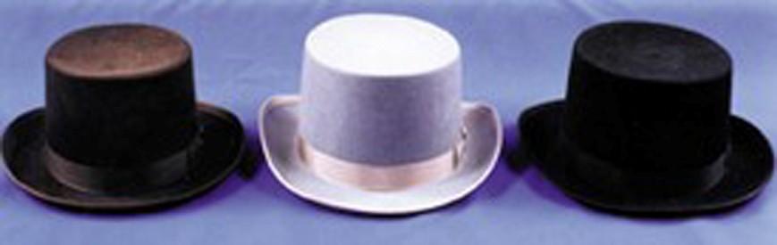Adult Felt Top Hat