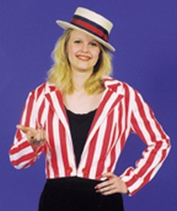 Adult Female Barbershop Quartet Costume