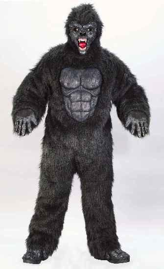 Adult Ferocious Gorilla Costume
