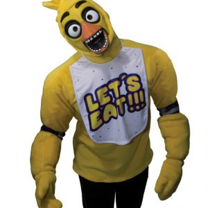 Adult Five Nights at Freddy's Chica Costume