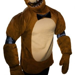 Adult Five Nights at Freddy's Fazbear Costume