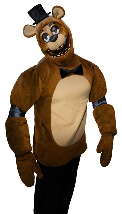 Adult Five Nights at Freddy's Fazbear Costume