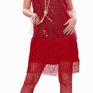 Adult Flapper Dress Costume