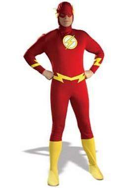 Adult Flash Costume