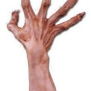 Adult Flesh Monster Costume Gloves
