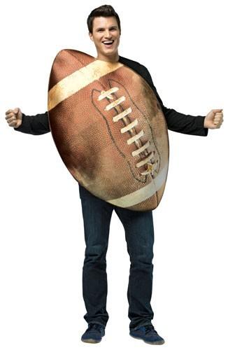 Adult Football Costume