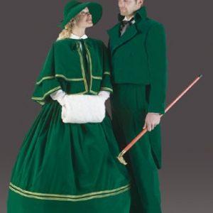 Adult Forest Caroler Costume