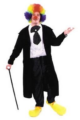 Adult Formal Clown Costume