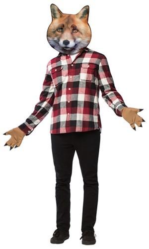 Adult Fox Costume Kit