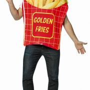 Adult French Fries Costume - Get Real