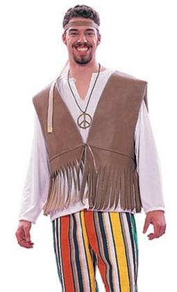 Adult Fringe Vest