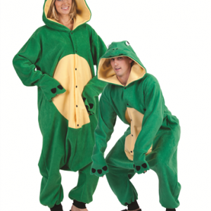 Adult Frog Funsies Costume