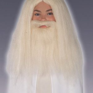Adult Gandalf Lord Of The Rings Wig