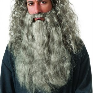 Adult Gandalf Wig and Beard Kit