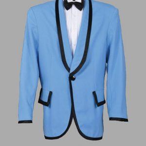 Adult Gangnam Style Costume ? Blue