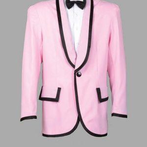 Adult Gangnam Style Costume ? Pink