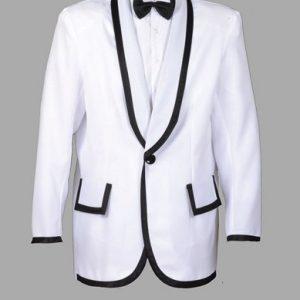 Adult Gangnam Style Costume ? White