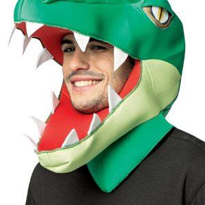 Adult Gator Head Costume