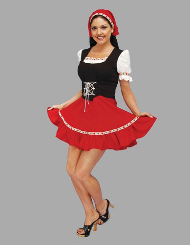 Adult German Girl Costume