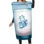 Adult Get Real Glass O' Milk Costume