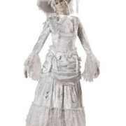Adult Ghost Costume - Ghostly Lady