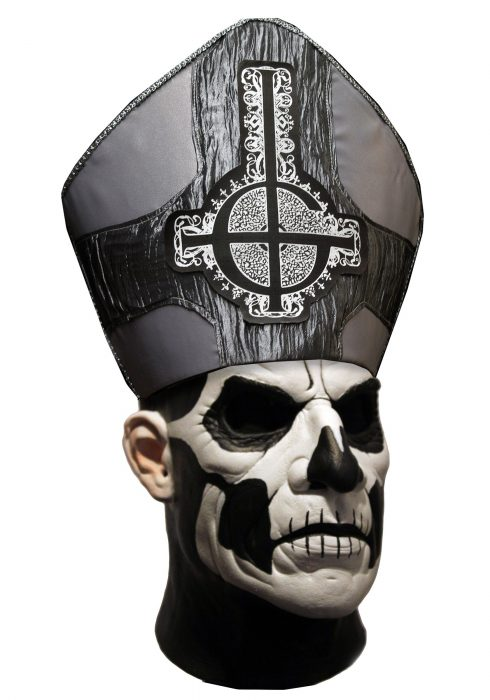 Adult Ghost Papa II Mask