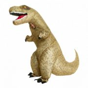 Adult Giant T-Rex Inflatable Costume