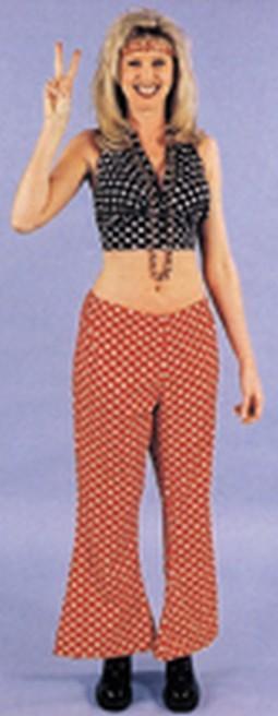 Adult Girl Hippie Costume