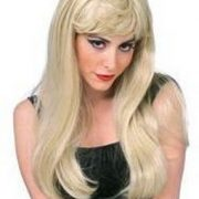 Adult Glamour Long Blonde Wig