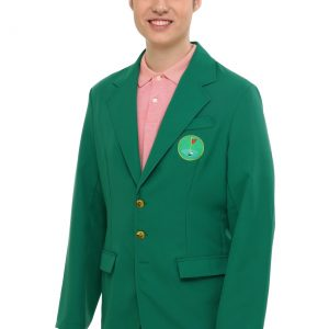 Adult Golf Green Champion Jacket
