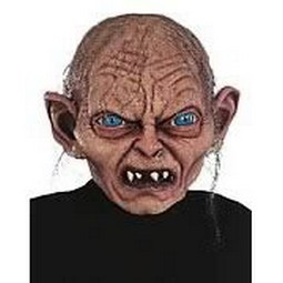 Adult Gollum Lord Of The Rings Mask