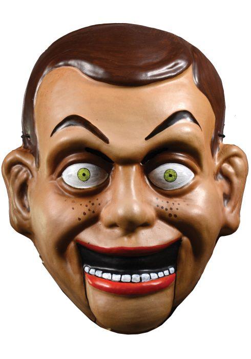 Adult Goosebumps Slappy the Dummy Vacuform Mask