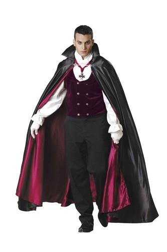 Adult Gothic Vampire Costume