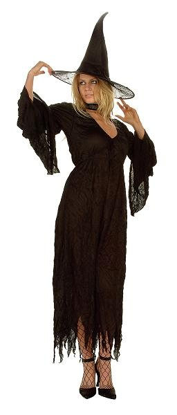Adult Gown Witch Costume