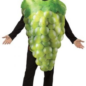 Adult Grapes Costume - green