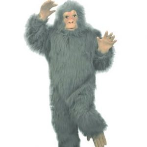 Adult Gray Gorilla Costume