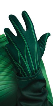 Adult Green Lantern Gloves