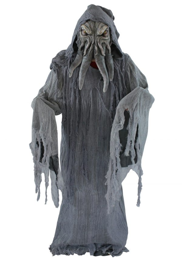 Adult Grey Monster Costume