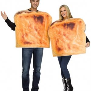 Adult Grilled Cheese Costume