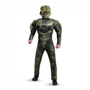 Adult Halo Master Chief Costume