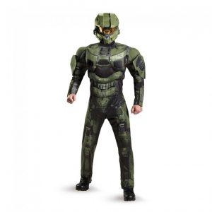 Adult Halo Master Chief Costume