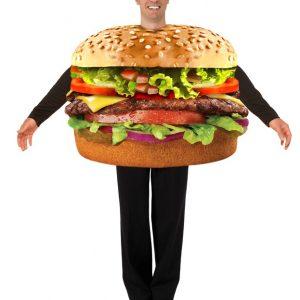 Adult Hamburger Costume